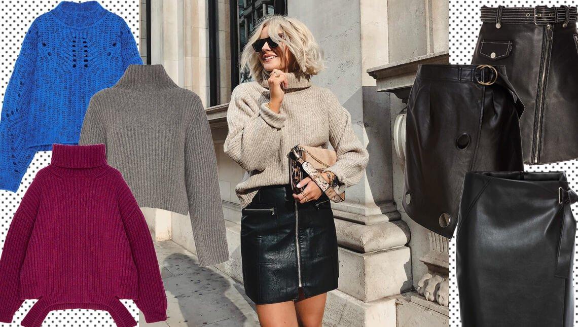 мода зима 2019