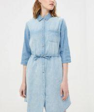 Платье джинсовое Baon Baon BA007EWDXCC3