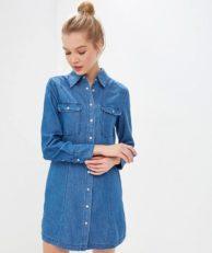 Платье джинсовое Calvin Klein Jeans Calvin Klein Jeans CA939EWDUEU1