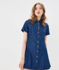 Платье джинсовое Calvin Klein Jeans Calvin Klein Jeans CA939EWETIW4