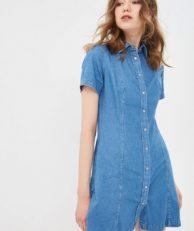 Платье джинсовое Calvin Klein Jeans Calvin Klein Jeans CA939EWETIW5