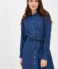 Платье джинсовое Calvin Klein Jeans Calvin Klein Jeans CA939EWETIY5