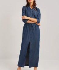 Платье джинсовое Finn Flare Finn Flare MP002XW1IQVM