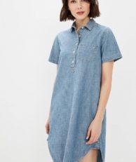 Платье джинсовое Gap Gap GA020EWEGGY9