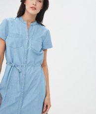 Платье джинсовое Jacqueline de Yong Jacqueline de Yong JA908EWDTGH2