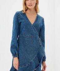 Платье джинсовое LOST INK LOST INK LO019EWCCQP0