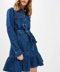Платье джинсовое LOST INK LOST INK LO019EWCCQP2