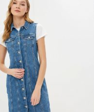Платье джинсовое Levi's® Levi's® LE306EWEHSN2