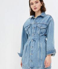 Платье джинсовое Levi's® Made & Crafted™ Levi's® Made & Crafted™ LE050EWENYQ5
