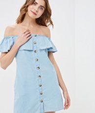 Платье джинсовое Modis Modis MO044EWFCUL7