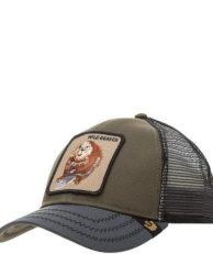 Бейсболка Goorin Bros. 101-2154 oli серый