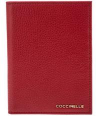 Обложка для документов Coccinelle E2 DW5 12 91 01 R09 красный