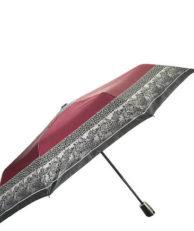 Зонт Doppler 7441465CH bordo flowers bord цветочный принт бордовый
