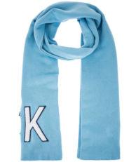 Шарф Calvin Klein Jeans K40K4.00280.4510 голубой