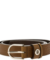 Ремень Tommy Hilfiger AW0AW06544 265 dark tan коричневый