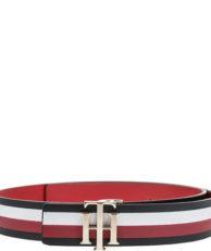 Ремень Tommy Hilfiger AW0AW06160 901 tommy red - corp stripe мультиколор