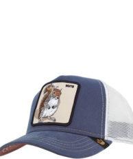 Бейсболка Goorin Bros. 101-6383 blu синий