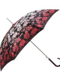 Зонт-трость Doppler 714765N red цветочный принт красный