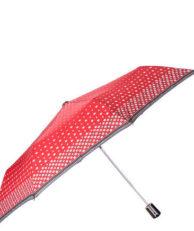Зонт Doppler 730165PE red горошек красный