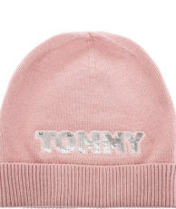Шапка Tommy Hilfiger AW0AW06184 901 pink