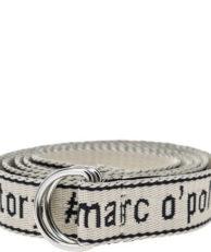 Ремень Marc O'Polo 829203071/E53 молочный