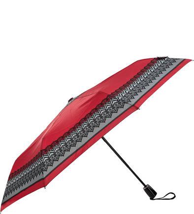 Зонт Doppler 744146526 red bordeur красный