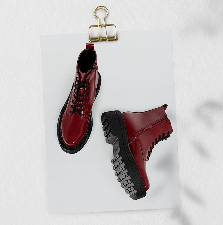грубые ботинки 2020