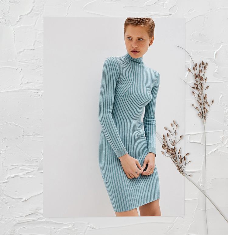 платье вермишель