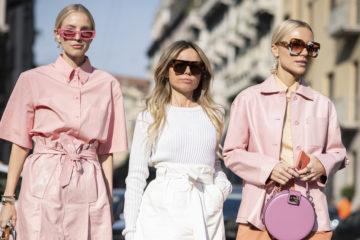 Street style на Неделе моды в Милане 2020