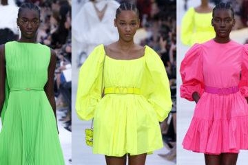 Модный тренд неон