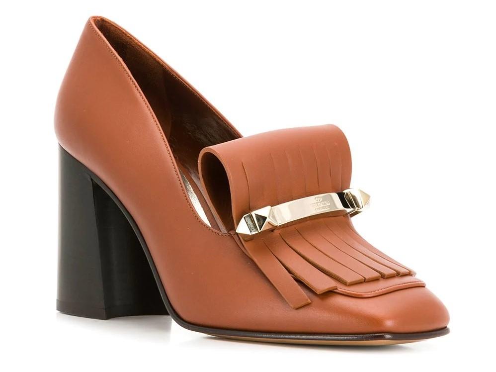Туфли-лоферы тренд 2020