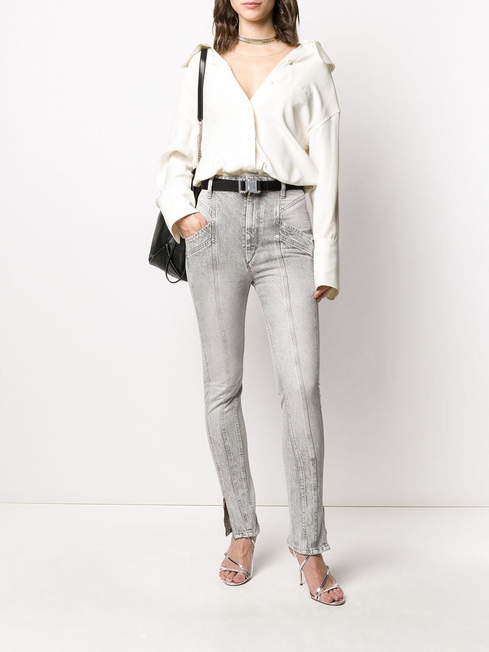 Модные женские джинсы 2020