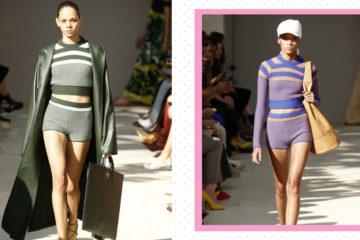 Модные женские шорты 2020