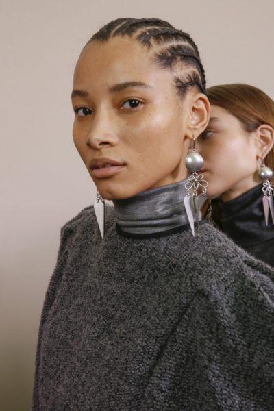 Модные прически и макияж осень-зима 2020-2021