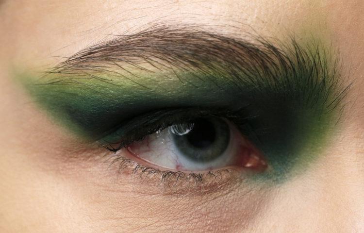 Тренды с показов: Модные прически и макияж осень-зима 2020-2021