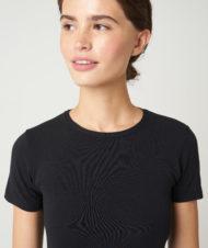 Базовая футболка с круглым вырезом BELLEYOU